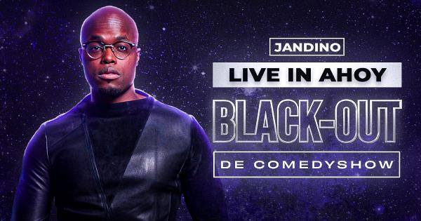 Black-out - Jandino (Show: 19.00u)