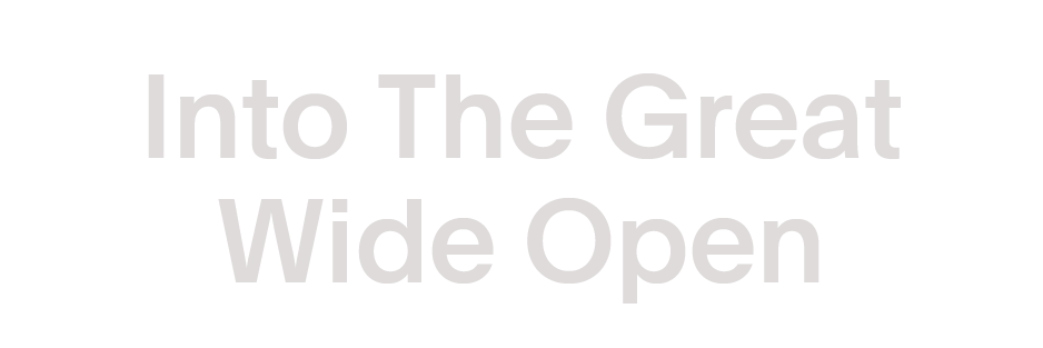 Into The Great Wide Open: Let It Happen