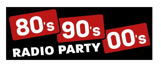80's 90's & 00's Radio Party Eindhoven
